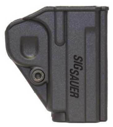 Sig Sauer Holster 290 Black RH Belt Clip HOL290BLKPOLY