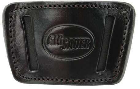 SigTac P290 Leather Belt Clip Holster ITAC-SIGP290L