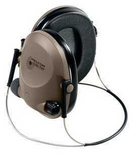 Peltor Sound-Trap Slimline Earmuff Tactical, Electric MT15H67BB