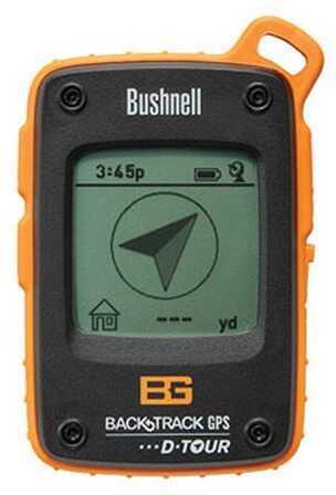 Bushnell BackTrack GPS D-Tour Black, Bear Grylls Edtion 360310BG