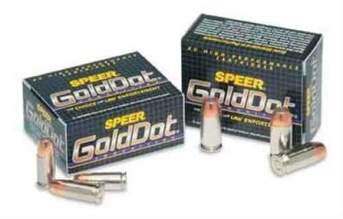 CCI 44 Magnum, 210 Grain, Gold Dot Hollow Point (Per 20) 23972