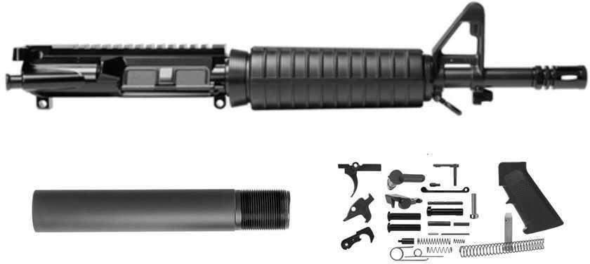 """Del-Ton AR-15 PISTOL KIT 11.5"""" EVERYTHING BUT LOWER RKT103"""