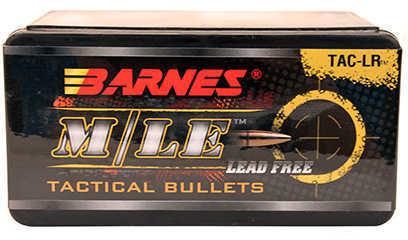 Barnes Bullets 50 BMG .510 750 Grains Boat Tail 50 BMG ...