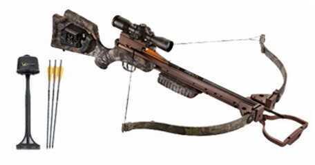 TenPoint Crossbow Technologies GT Flex Package Mossy Oak Break-Up Camo C08066-3421
