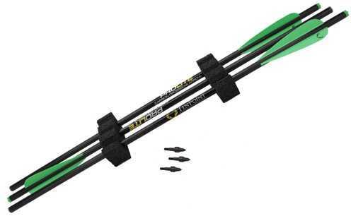 "TenPoint Crossbow Technologies 20"" Pro Lite Carbon Arrows 3 Pack HEA-460.3"
