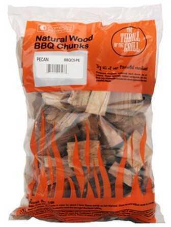Camerons Products Outdoor BBQ Chunks 5 lb Bag Pecan BBQC5-Pe
