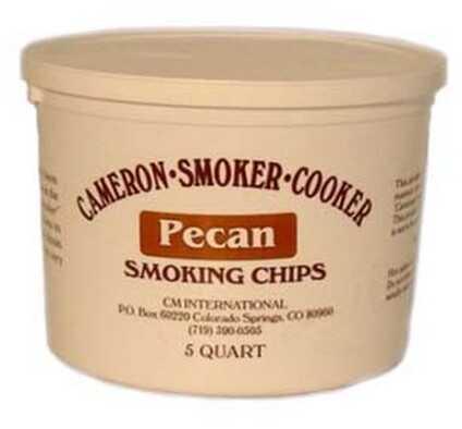 Camerons Products Smoking Chips 5-Quart Pecan CQPE