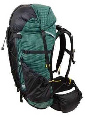 Klymit AirX Pack/Pad Green/Black Large 12AXGr01D