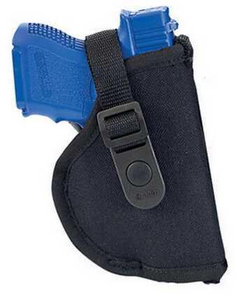 Allen Cases Cortez Nylon Pistol Holster, Black Size 13 44813