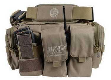 Allen Cases Edge Bail Out Bag Tan MP4296