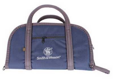 """Allen Cases Handgun Attaché, Smith & Wesson, Blue, 15"""" SW37925"""