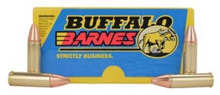 Buffalo Bore Ammunition Buffalo Barnes 500 S&W 375 Gr Barnes XPB (Per 20) 18D/20
