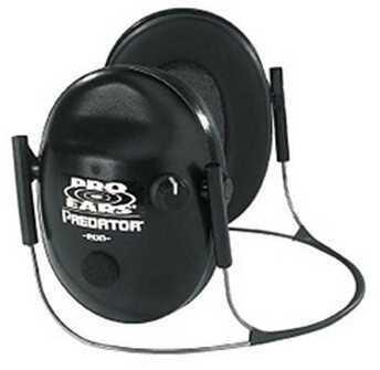 Pro Ears Pro Tac 200 Black, Behind the Head PT200-B-BH