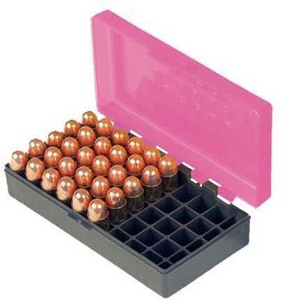 SmartReloader Ammo Box #15 10 Round Universal Hunter, Pink VBSR624P
