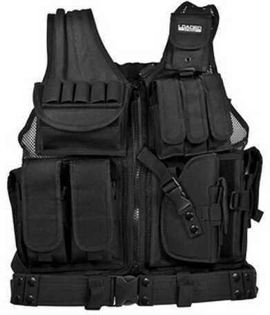 Barska Optics Loaded Gear Tactical Vest VX-200 BI12018