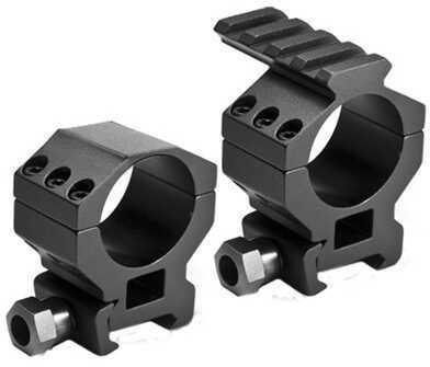 "Barska Optics 30mm STD w/ 1"" Insert, Tactical Rings Md: AI11484"