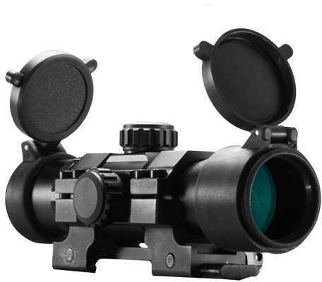 Barska Optics 1x30mm Long Red Dot AC12144