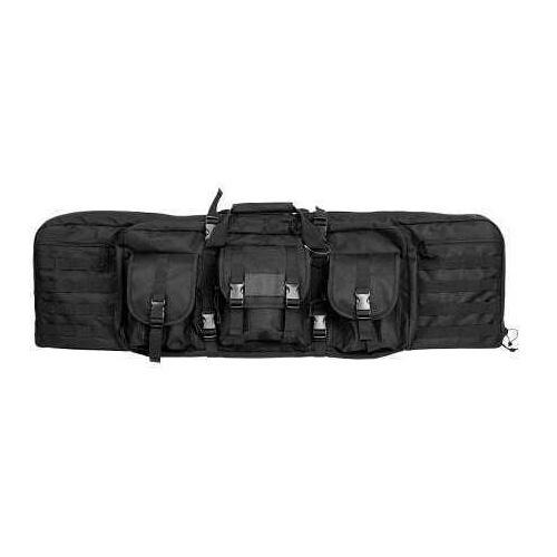"""NcStar Double Carbine Case, 36"""" Black CVDC2946B-36"""