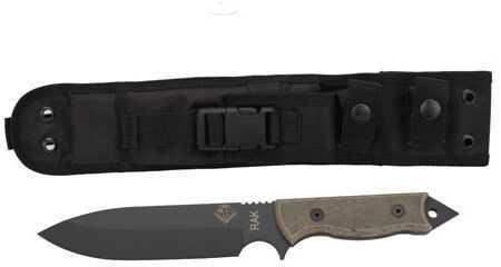 Ontario Knife Company RAK - Black Micarta 9414BM