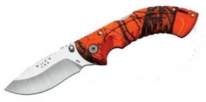Buck Knives Omni Hunter Folder, 10PT, Mossy Oak Camo 395CMS9