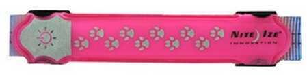 Nite Ize Nite Dawg LED Collar Cover Pink NDCC-03-12