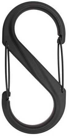 Nite Ize S-Biner Plastic #10 Black/Black Gates SBP10-03-01BG