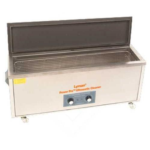 Lyman Turbo Sonic Power Professional Ultrasonic Case Cleaner Md: 7631734