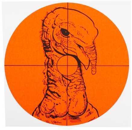 "Pachmayr 6"" Turkey Target (Per 10) 4026650"