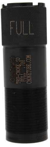 Carlsons Tru-Choke 12 Gauge SD Black S/C Full Choke 07076