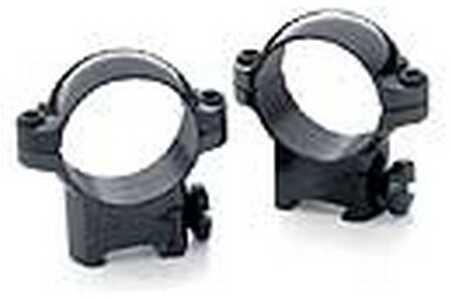 "Leupold Rimfire Ring Mounts 13mm 1"" Low Black 49949"