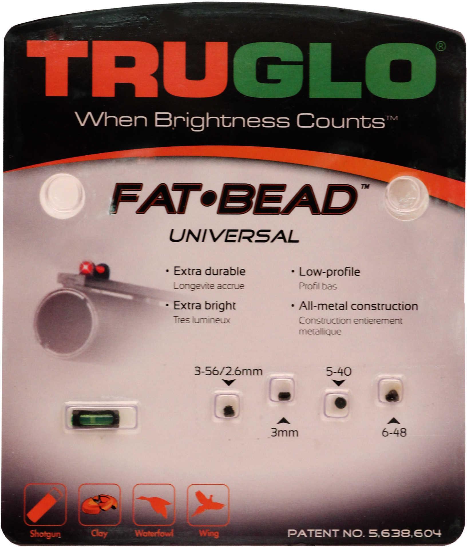 Truglo Fat Bead Green Universal TG948UG