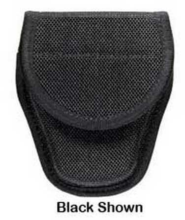 Bianchi 7300 Series AccuMold Covered Handcuff Case, Size 1, Black 17390