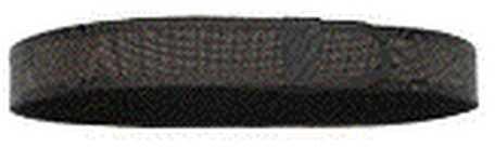 Bianchi 7201 Nylon Gun Belt, Hook & Loop (Sz Lg, Black)