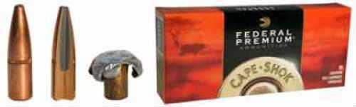 Federal Cartridge 470 Nitro Express 470 Nitro Exp, 500gr, Trophy Bonded Bear Claw, (Per 20) P470T1