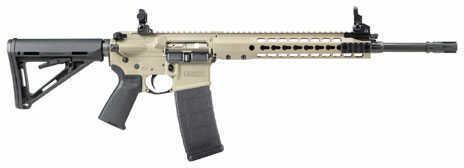 Barrett Firearms REC 7 300 AAC Blackout 16'' Barrel Direct Impingement Black Semi-Automatic Rifle