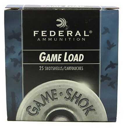 "Federal Cartridge 12 Gauge Shotshells 2 3/4"" 3 1/4 dram 1oz 8 Shot (Per 25) H1218"