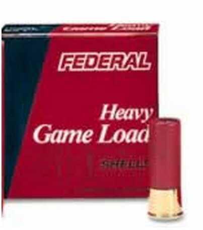 "Federal Cartridge 16 Gauge Shotshells 16 Gauge Game Load 2 3/4"" 2 1/2 dram 1oz 7.5 Shot (Per 25) H16075"