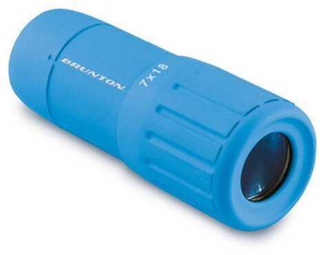 Brunton Echo Pocket Scope 7x18 Blue F-ECHO7018-BL