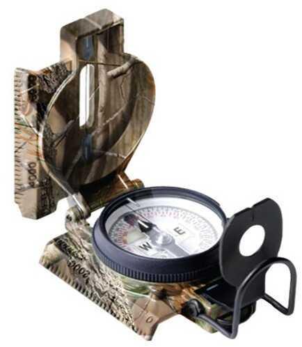 Cammenga 27 Phosphorescent Lensatic Compass, Realtree Camo