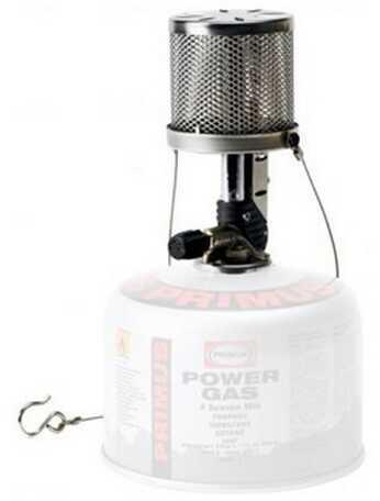 Primus Micron Lantern w/Piezo Ignition, Steel Mesh Globe P-221383