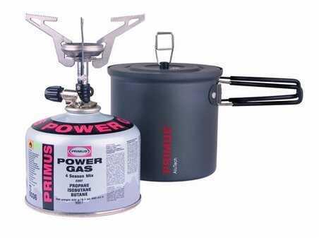Primus ExpressStove Kit Including Stove/1L AluTech Pot P-324690