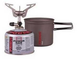 Primus ExpressStove Kit Including Stove/1L TiTech Pot P-324700