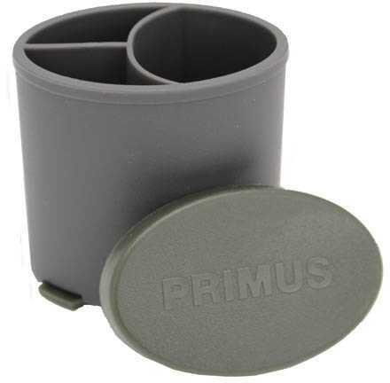 Primus Spice Jar, 3 Compartments Green P-734452