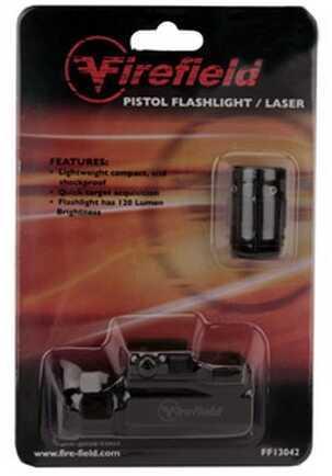 Firefield Interchangeable Tactical Flashlight/Green Laser Pistol Kit FF13042