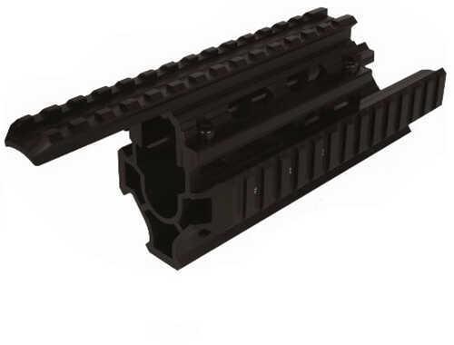 Firefield AK Carbine 8.65 Inch Carbine Rail, Black Md: FF34008