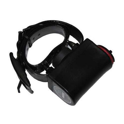DT Systems No Bark Training Collar Black, Big Dog Md: 190DT