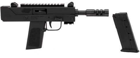 "Master Piece Arms 5.7x28mm Pistol 5"" Threaded Barrel Side Cocker Black MPA57SST"