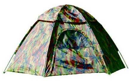 Tex Sport Camouflage Hexagon Dome 01113