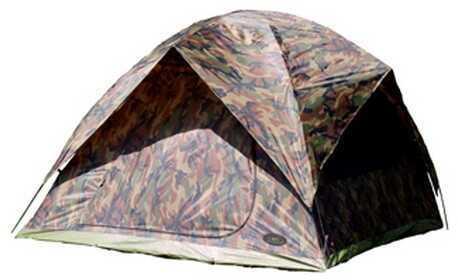 Tex Sport Square Dome Tent Camouflage Headquarters 01333
