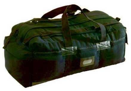 Tex Sport Canvas Tactical Bag Black 11882